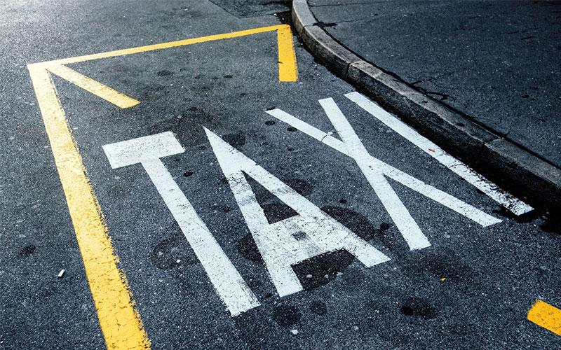 venta de taxis en Santiago
