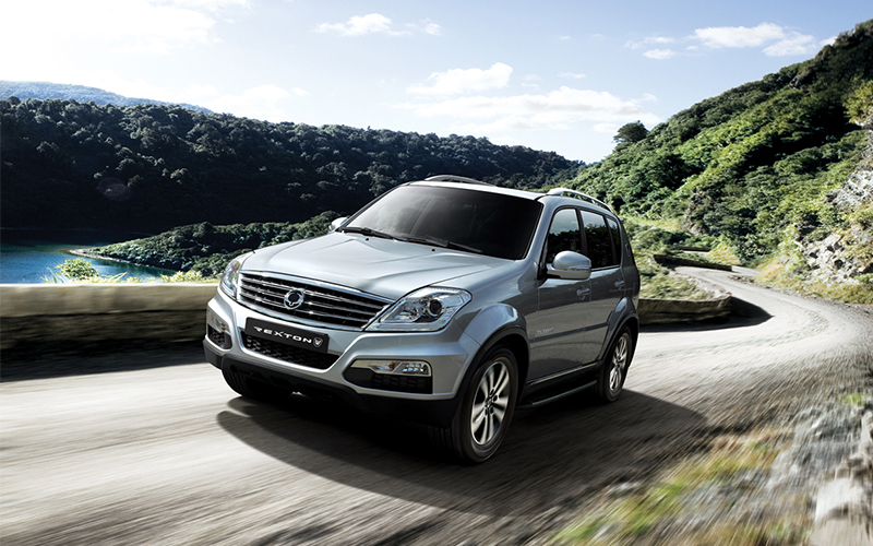jeep Ssangyong