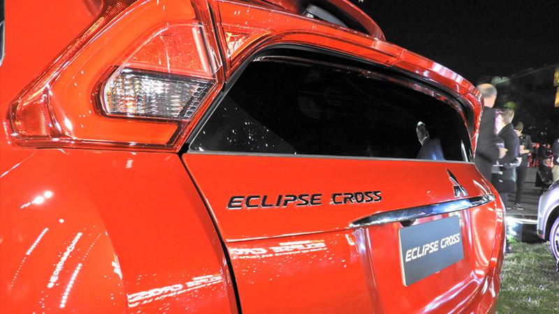 Lanzamiento Eclipse Cross